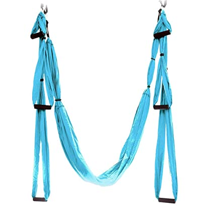 Amazon.com : FTAS6V Aerial Yoga Hammock/Swing Strong ...