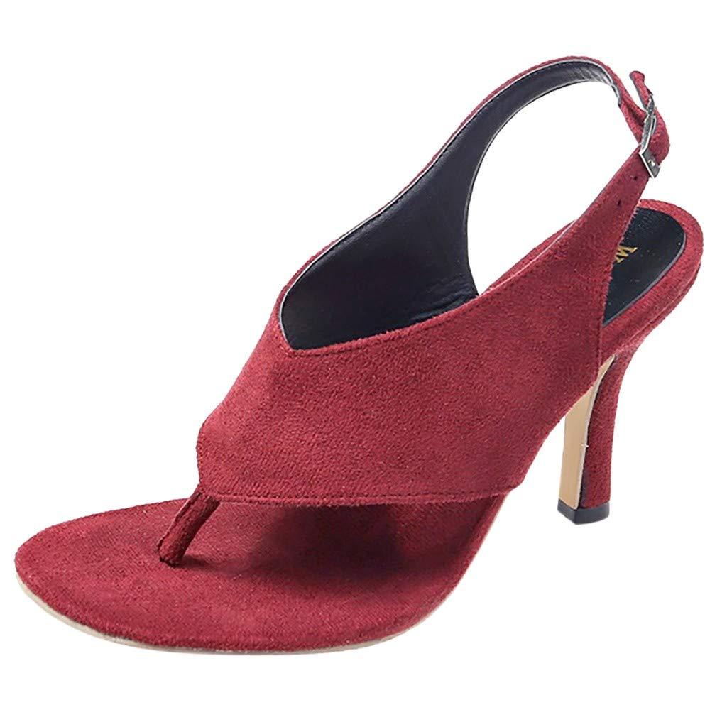 42c1dc8c793fb Amazon.com: Copercn Women's Ladies Faux Chamois Solid Color Thong ...