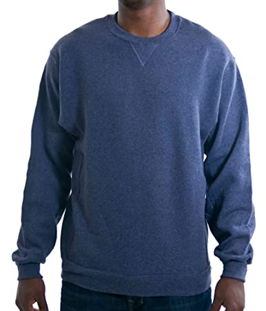 0ccb11893 Image Unavailable. Image not available for. Color: Russell Athletic Men's  Dri-Power Fleece Crew Pullover
