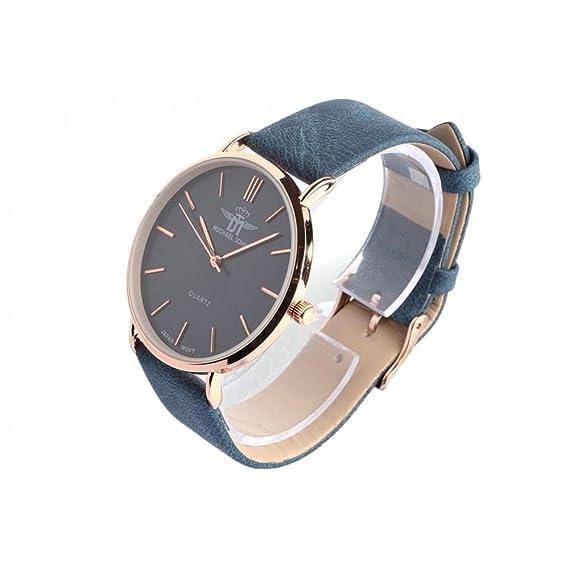 Reloj mujer azul y dorado Lysa – Mujer