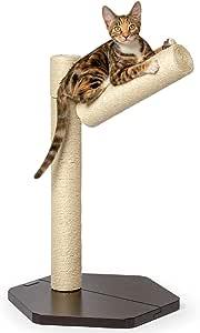 Poste para Arañazos Ramificado para Gatos de PetFusion. Poste ...