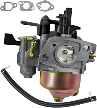 Carburetor Carb For Honda GX160 GX200 5.5HP 6.5HP 16100-ZH8-W61 w Choke Lever