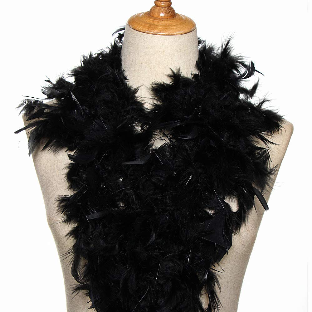 cloforsale Grament Accessaries 2M Costume Fancy Dress Wedding Supplies Party Decoration Fluffy Apparel Fabric Feathers Feather Boa Strip royal blue