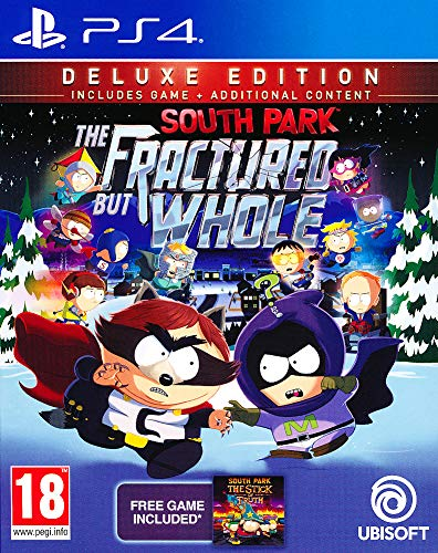 South Park The Fractured But Whole Deluxe Edition (PS4)