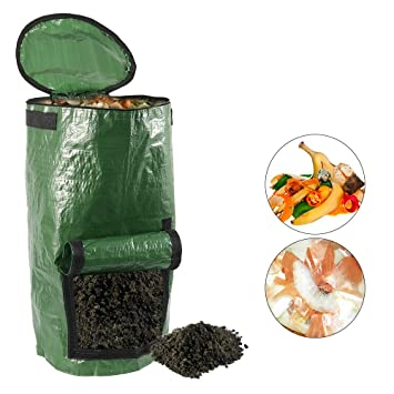 Amazon.com: Zaluan Probiotics Bags Compost Bag Ferment ...