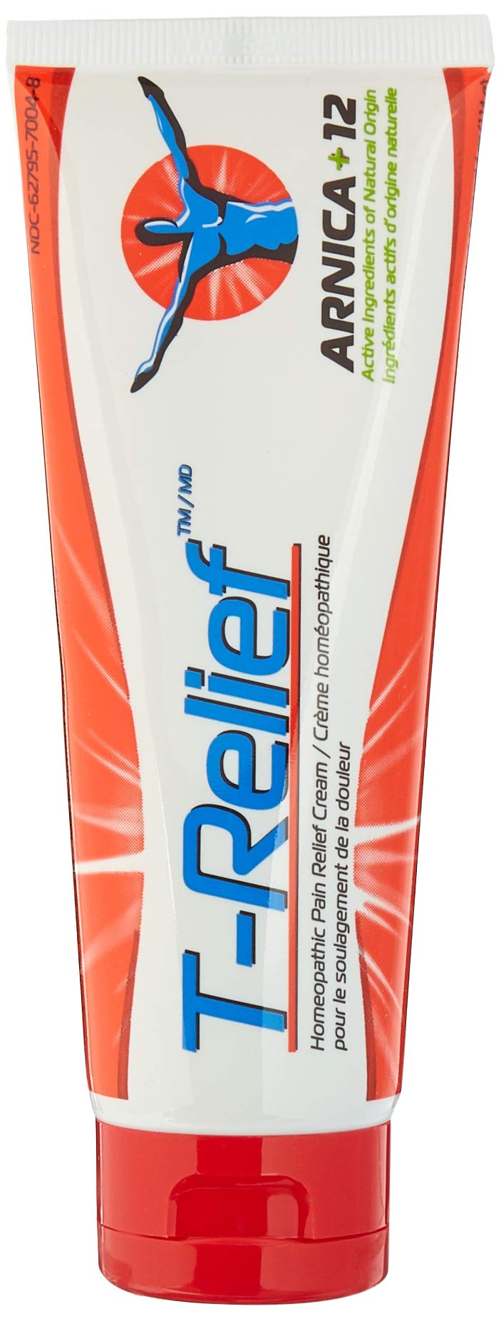 T-Relief Pain Relief Ointment, [114g] 4 oz (Pack of 4)