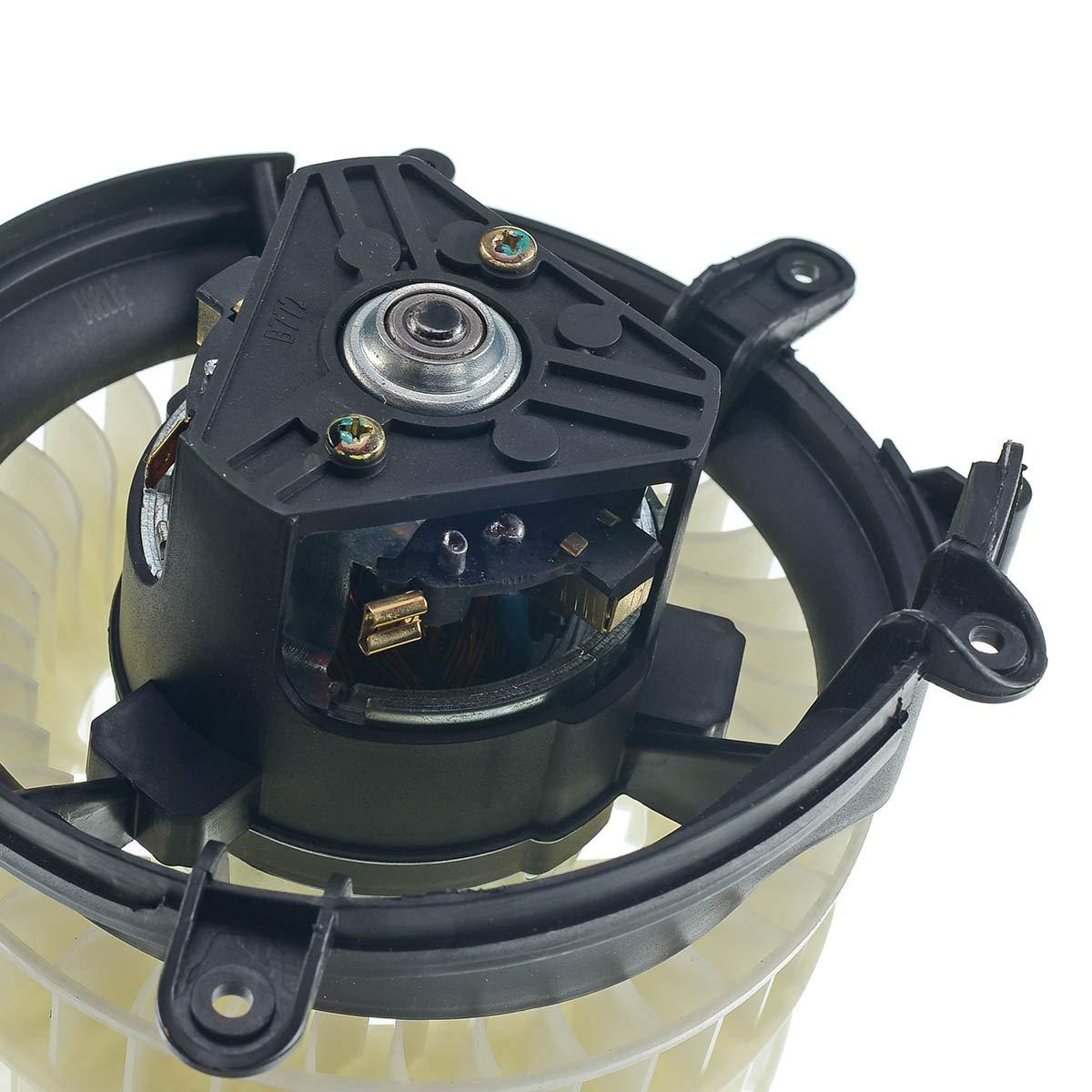 Ventola di riscaldamento anteriore per abitacolo per classe C W202 T-Model S202 CLK C208 A208 SLK R170 1993-2004 2028209342
