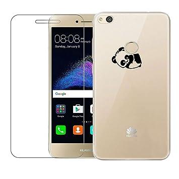 huawei p8 lite 2017 coque silicone panda