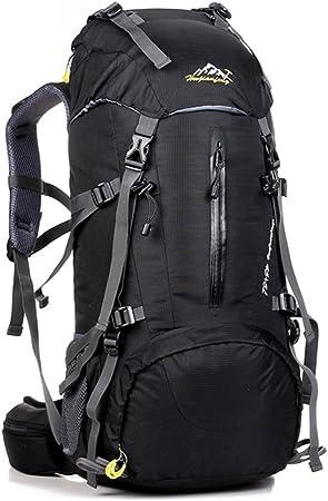 Mochila de senderismo 45L impermeable mochila deporte al aire libre Daypack para escalada monta/ñismo pesca viajes ciclismo
