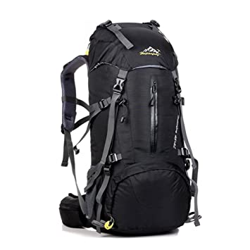 Amazon.com : CLIMBEX Waterproof Hiking Backpack with 50L Capacity ...