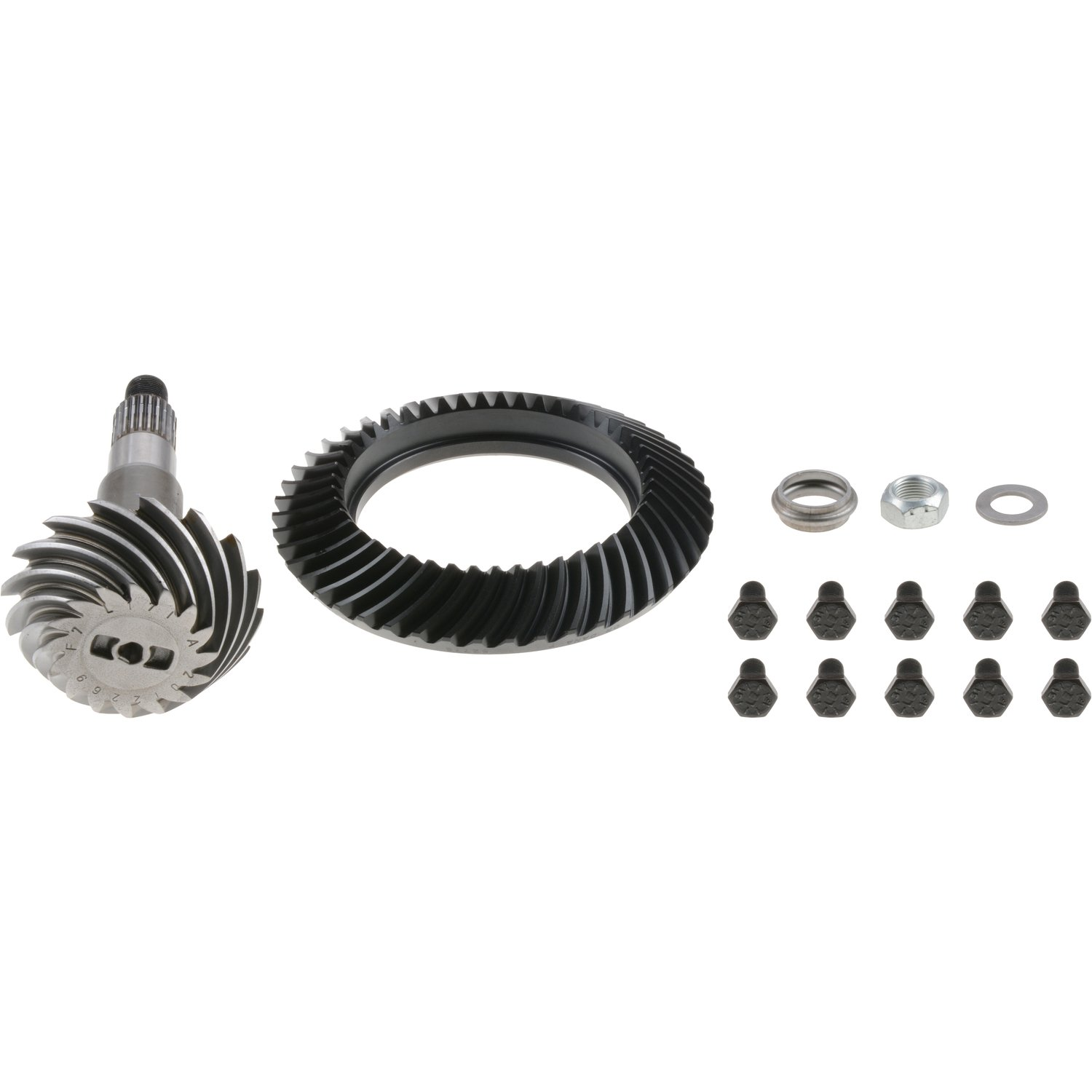 Spicer 2002551-5 Ring and Pinion Gear Set by Spicer