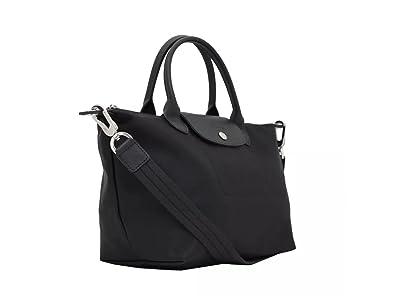 Longchamp Le Pliage Tote Bag - Black Vente Pas Cher Grand Escompte Livraison Gratuite Avec Mastercard Zz6JlEKA
