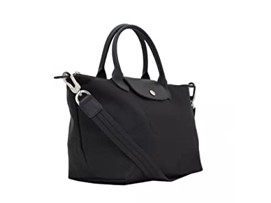 Le Pliage tote bag - Black Longchamp Discount Inexpensive DRKnac21RI