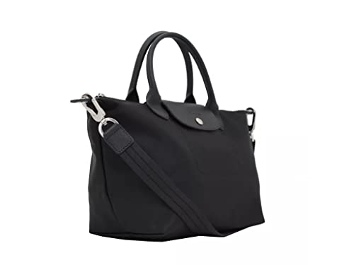 Longchamp Neo Le Pliage Black Medium Tote Bag Handbag  Amazon.ca  Shoes    Handbags cde843eb71