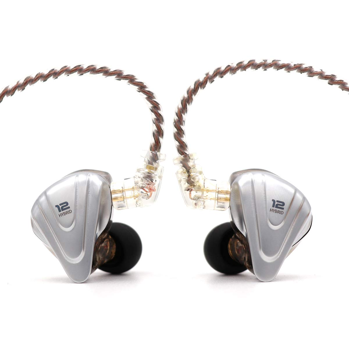 Amazon.com: Linsoul KZ ZSX 5BA+1DD - Auriculares in-ear ...