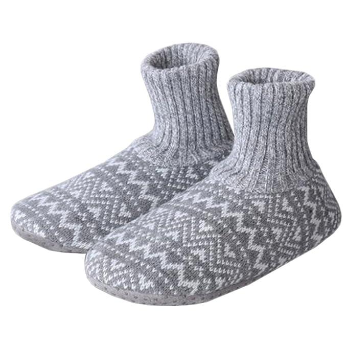 Medias y calcetines Calcetines antideslizantes Mujeres Calcetines ...