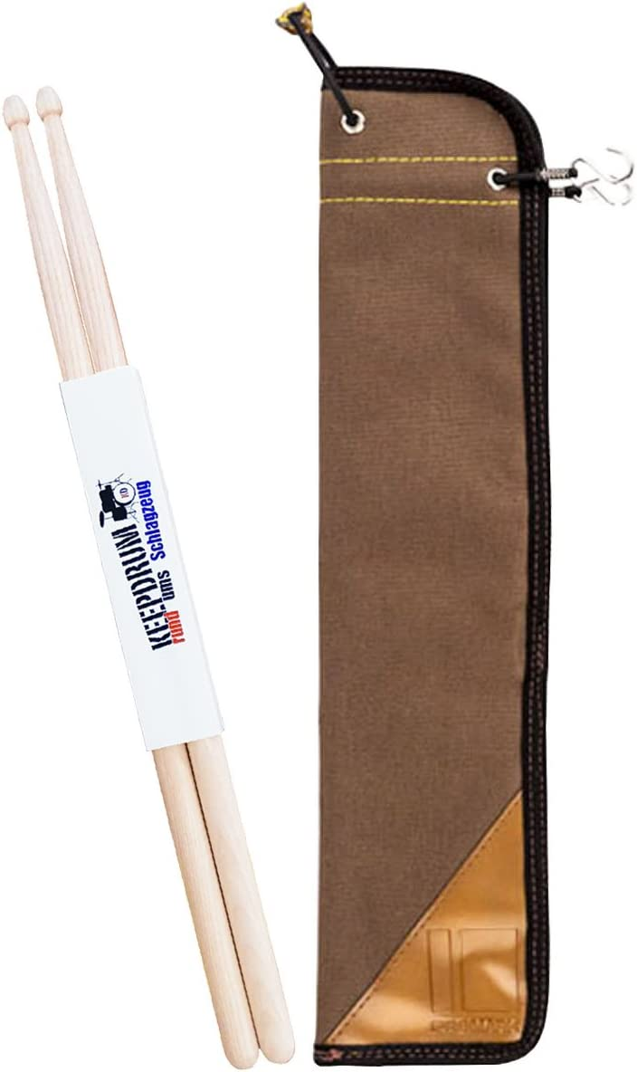 ProMark sesb Silver Essentials stickbag + baquetas Keepdrum 1 par: Amazon.es: Instrumentos musicales