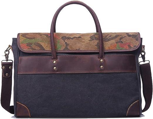 HANXIAODONG Mens Laptop Messenger Bag Shoulder Bag Mens Waterproof Shoulder Bags Computer Bags for Business Casual