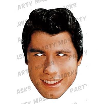 Générique ma1263 – Máscara John Travolta – cartón – Talla única