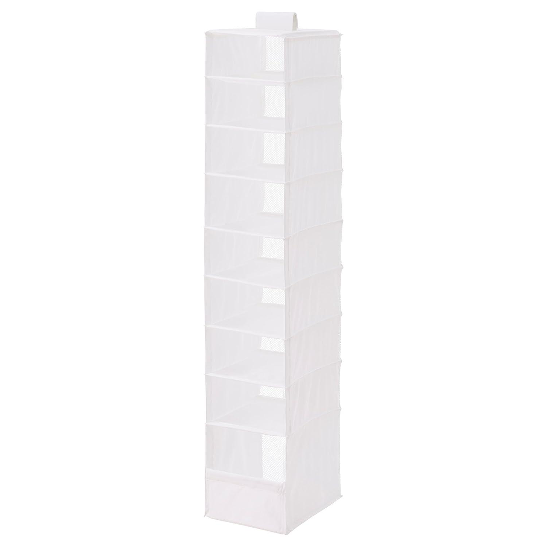 Ikea Organizer Closet Storage Hanging Skubb 2 Pack Black SYNCHKG056402