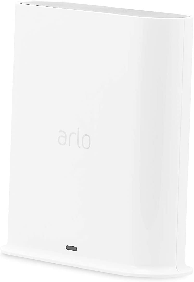 Pro3 and Floodlight Wireless Wi-Fi Security Cameras Arlo Certified Accessory White VMB4540 Smart Hub Add-On Unit Designed for Arlo Ultra