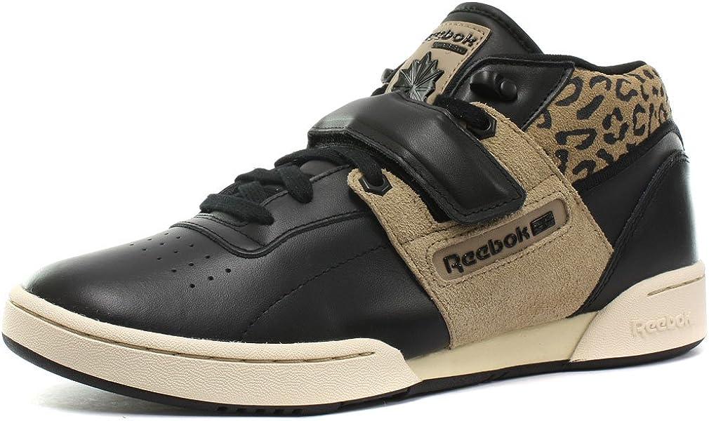 Amazon.com | Reebok Classic Workout Mid