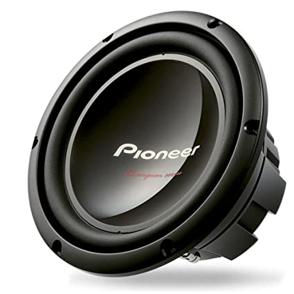 pioneer champion series 12. pioneer ts-w309s4 champion series 12\u0026quot; single 4ohm 1400 watts 12