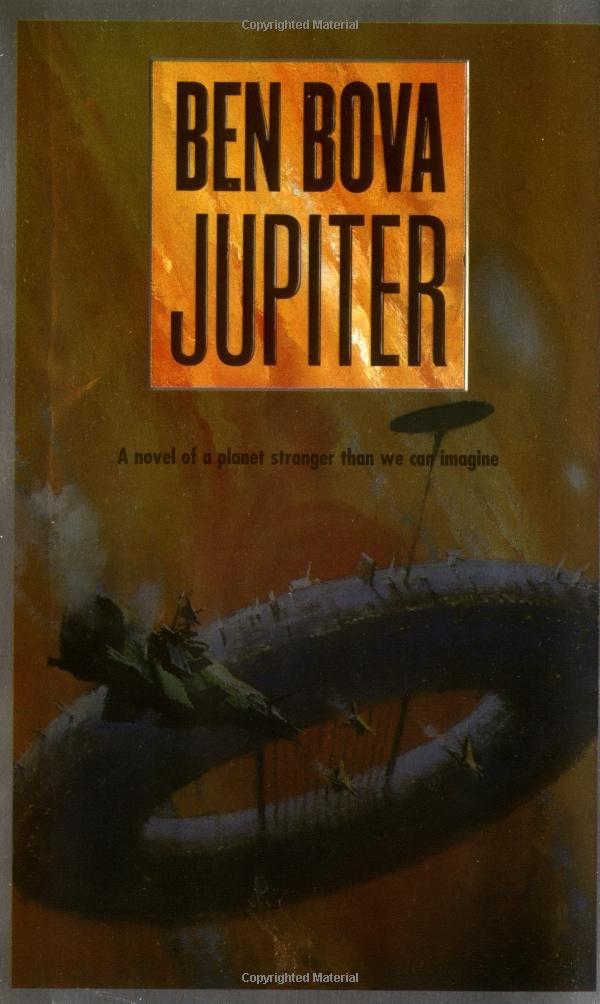Jupiter Novel Grand Ben Bova