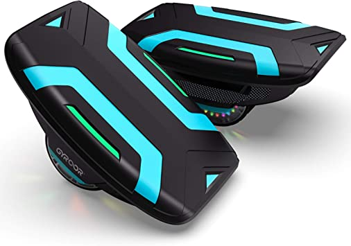 Amazon.com: Gyroshoes Electric Hovershoes, UL2272 zapatos de ...