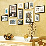 LQQGXL Living room photo wall decoration European style multi-screen photo frame combination Photo frame ( Color : C )