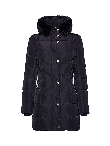 Geox Black F9000 Abbigliamento Donna GIUBBETTO W8428S ...
