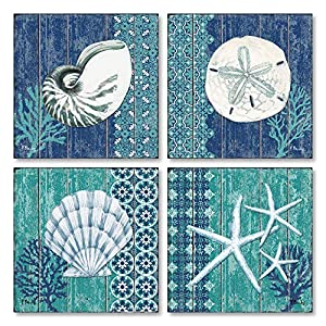 61tlzoTe45L._SS300_ Best Sand Dollar Wall Art and Sand Dollar Wall Decor For 2020