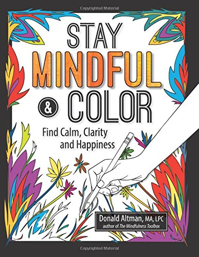 Stay Mindful Color Clarity Happiness product image