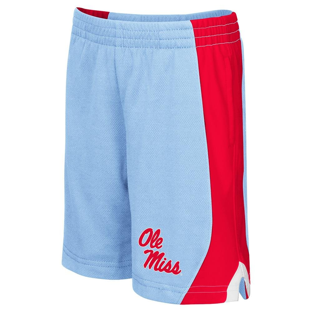 Colosseum Toddler Ole Miss Rebels Basketball Shorts
