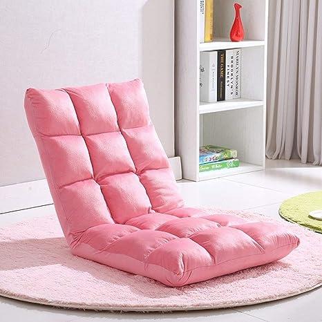 Amazon.com: selani ™ Ajustable Floor silla plegable sofá ...