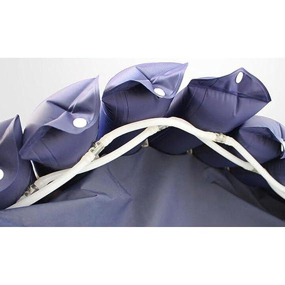 Xuan Prevent Decubitus Streak Cuidado de la Cama de un Solo colchón de colchón Inflable Hemorrhoid Streak Bed Care 200X90CM, b: Amazon.es: Deportes y aire ...