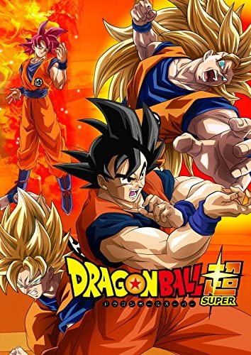 Buy Dragon Ball Super A 12x19 Inches Art Material Poster