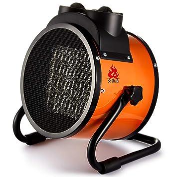Calentador de Aire portátil Industrial Especial, calefacción de cerámica, termostato autónomo, secador portátil