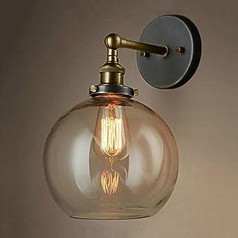HJZY Industriel Vintage lampe murale applique murale SpotlightsWall