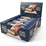 SCI-MX Nutrition PRO 2GO Duo Bar Box, Caramel and Vanilla, Pack of 12 x 60g