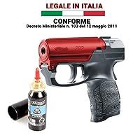 Umarex WALTHER PDP ITALIA - 11ML - NERA/ROSSA