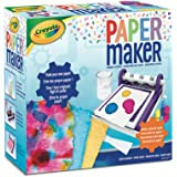 Crayola Paper Maker, Paper Making DIY Craft Kit, Kids Gift, Ages 6, 7, 8, 9
