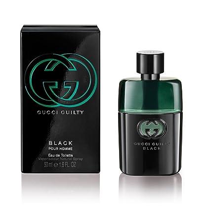 581145cf9 Gucci Guilty Black Edt 50 Ml: Amazon.it: Bellezza