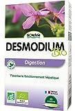 Biotechnie - Desmodium bio - 20 x 10 ml ampoules - Une aide précieuse pour le foie