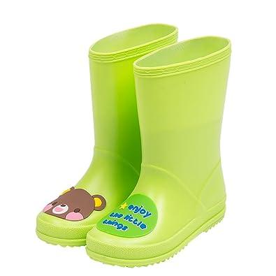 797a85054141e  OldPAPA  レインブーツ キッズ 長靴 子供 レインシューズ 雨靴 男の子 女の子 防水 軽量 レイン