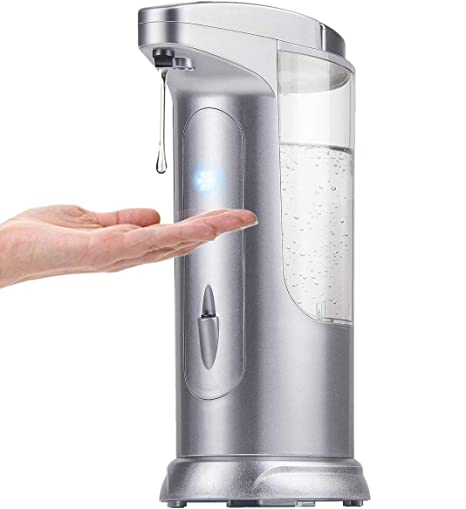 Automatic Soap Dispenser 400ML【2020 New Version】Sanitizer Touchless Hands Free