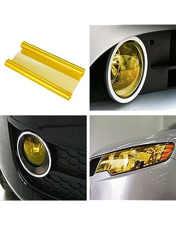 Ahomi 106/x 30/cm Phare Wrap Coque Wrap en vinyle Teinte Phare Phare Teinte film perfor/é en maille comme Fly /œil Mot Legal Autocollant
