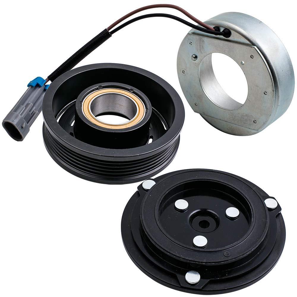 maXpeedingrods A/C Air Conditioner Compressor Clutch Kit for F67 1.6 16V 1.8 2.2 DTi 13124750: Amazon.es: Coche y moto