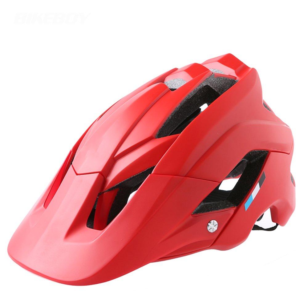 Radfahren Helm Radfahren MTB One-on-One Männer und Frauen Road Safety Helm Radfahren Ausrüstung