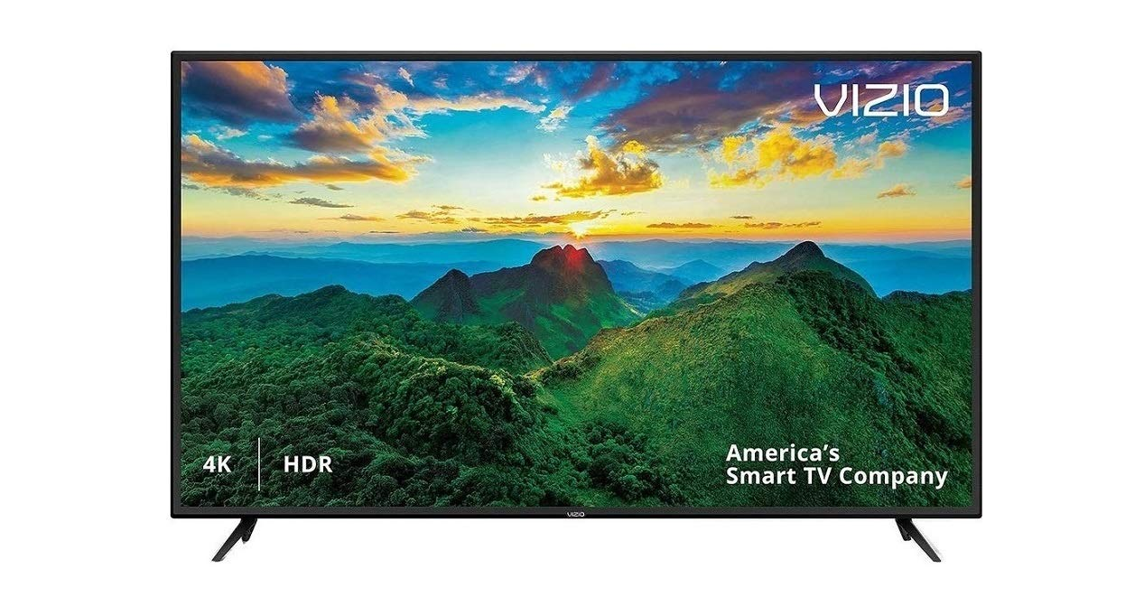VIZIO D-Series 60'' Class (60'' Diag.) 4K Ultra HD HDR Smart TV - D60-F3